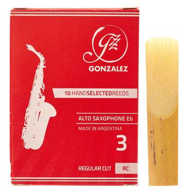 Gonzalez RC Alto Saxophone 3.0
