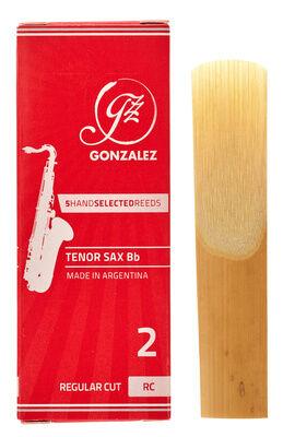 Gonzalez RC Tenor Saxophone 2.0
