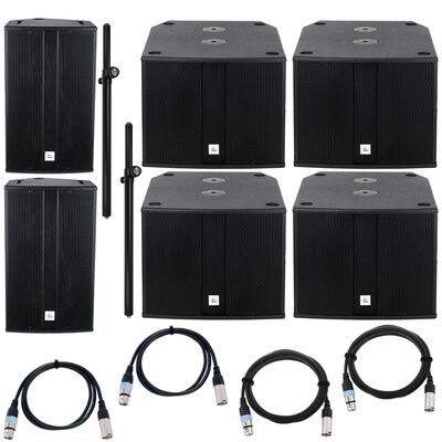 the box pro Achat112/115 High Power Bundle
