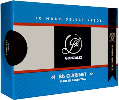 Gonzalez FOF Bb Clarinet 2.75