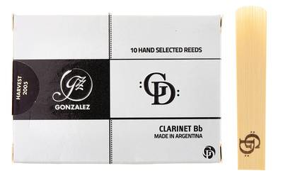 Gonzalez GD Bb Clarinet 2.5
