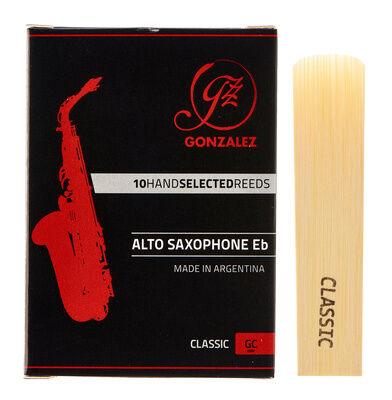 Gonzalez Classic Alto Saxophone 2.5