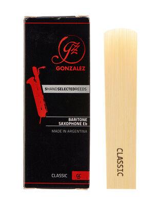 Gonzalez Classic Baritone Saxophone 2.0