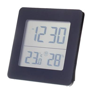 TFA Digital Thermo-Hygrometer Cloc