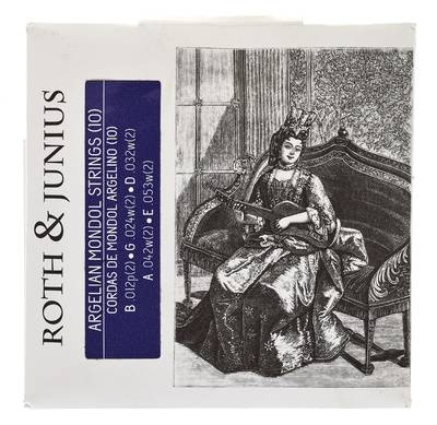 Roth & Junius Algerian Mondol Strings 10-Str