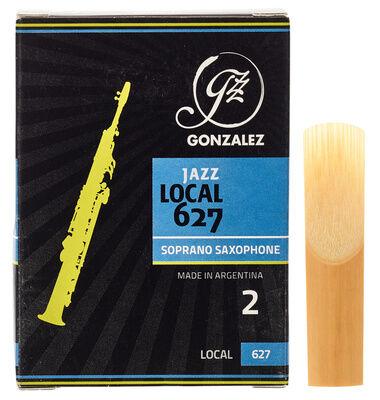 Gonzalez Local 627 Soprano Sax 2.0