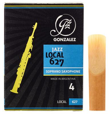 Gonzalez Local 627 Soprano Sax 4.0
