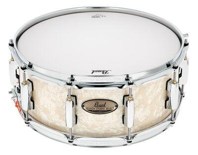 "Pearl 14""""x5,5"""" Session St. Sel. #405 Nicotine White Marine Pearl"