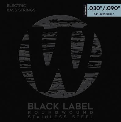 Warwick Bass Set 4-String Extra Light