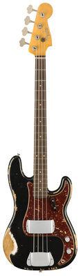 Fender 1960 P-Bass Heavy Relic BK