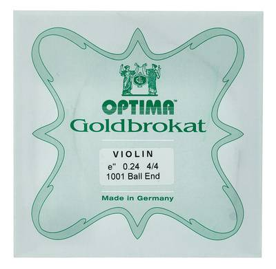 "Optima Goldbrokat e"""" 0.24 x-light BE"