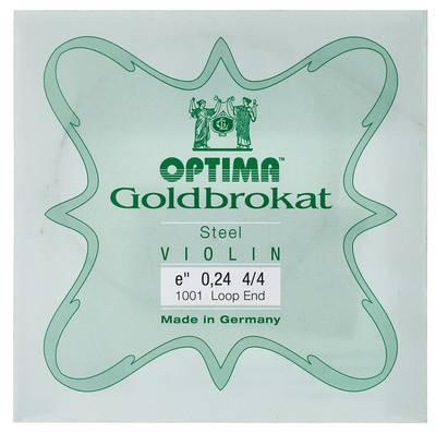 "Optima Goldbrokat e"""" 0.24 x-light LP"