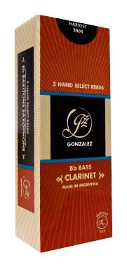 Gonzalez RC Bass Clarinet 2.75