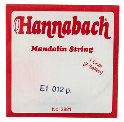 Hannabach Mandolin String E 012 (2pcs)