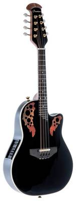 Ovation MM68AX Black Mandoline