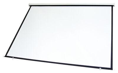 Eurolite Projection Screen 3,0 x 1,68m