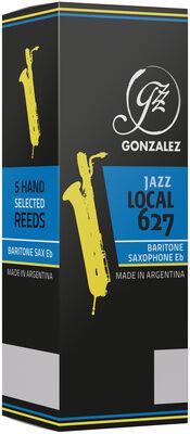 Gonzalez Local 627 Baritone Sax 1.5
