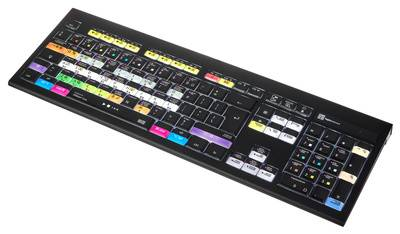 Logickeyboard Astra Ableton Live UK Mac