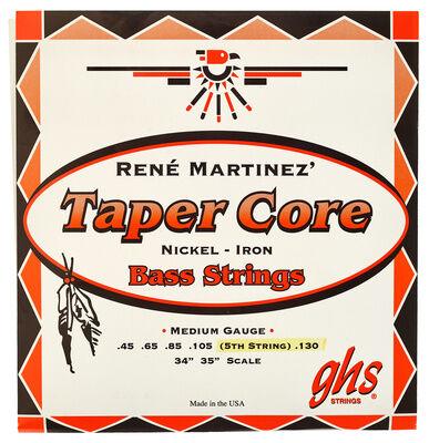 GHS René Martinez Bass 045-.0130