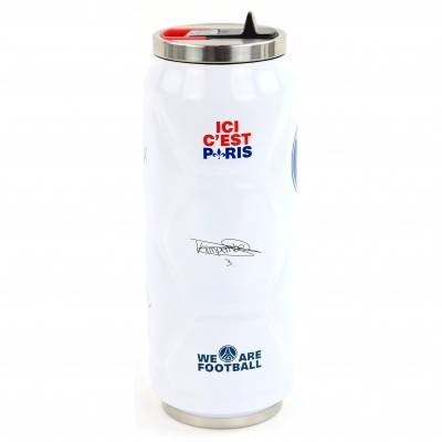 Blancheporte Canette isotherme Fan PSG 500 ml - blanc