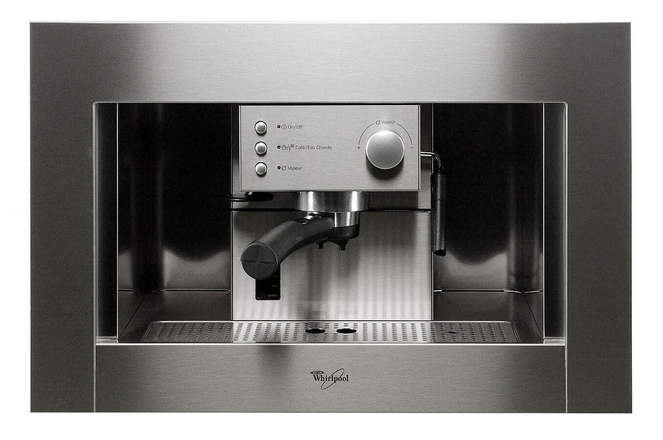 Whirlpool MACHINE à café encastrable WHIRLPOOL ACE010IX