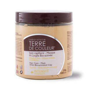 Terre de Couleur Masque Brillance Rythme Jaune Terre de Couleur 250ml - Publicité