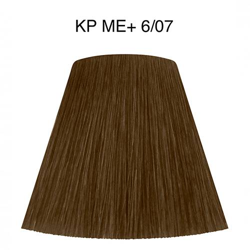 Wella Coloration Koleston Perfect ME+ 6/07 Châtain Foncé Naturel Marron