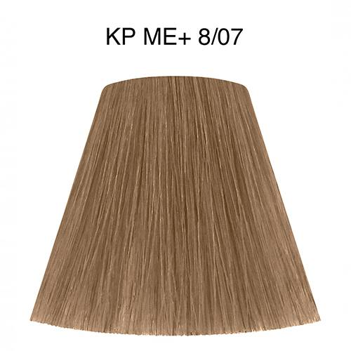 Wella Coloration Koleston Perfect ME+ 8/07 Blond Clair Naturel Marron