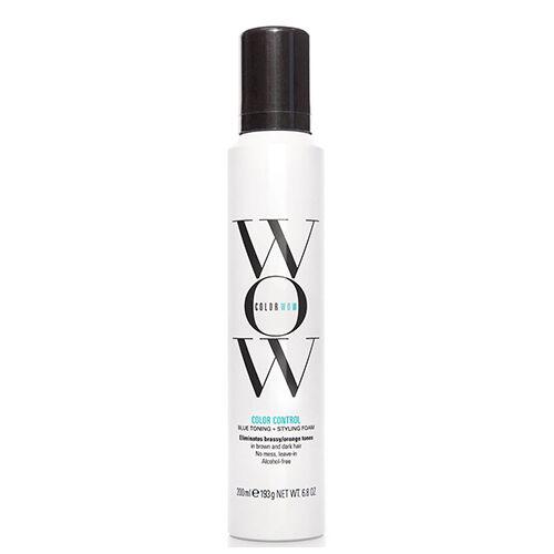 Color Wow Mousse Coiffante Color Control Cheveux Bruns 200 ml