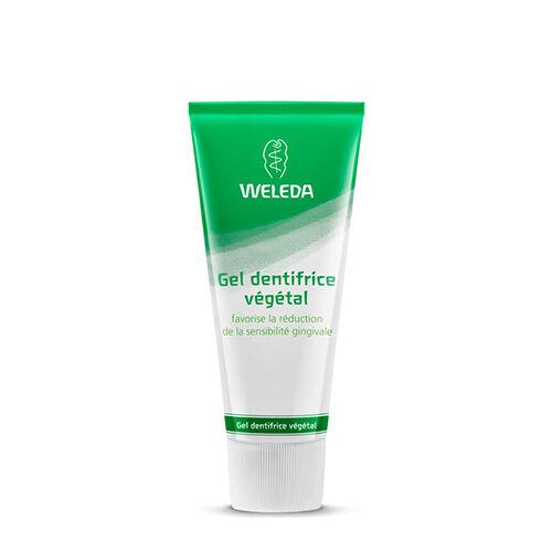 Weleda Gel dentifrice Végétal 2 x 75 ml