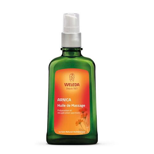 Weleda Huile de massage à l'Arnica 100 ml