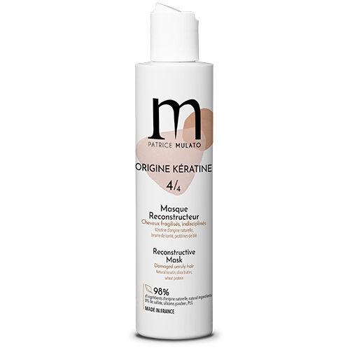 Mulato Masque Reconstructeur Origine Kératine 200 ml