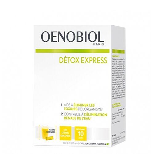 Oenobiol Détox Express Citron / Gingembre