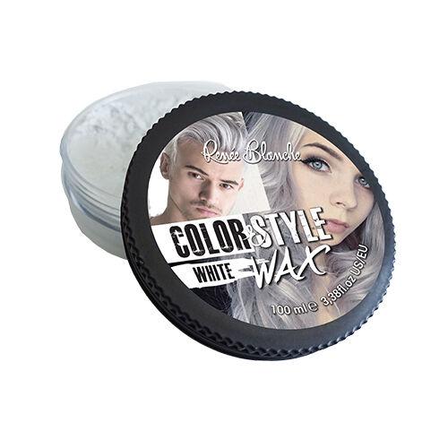 Renée Blanche Color & Style Wax Blanc