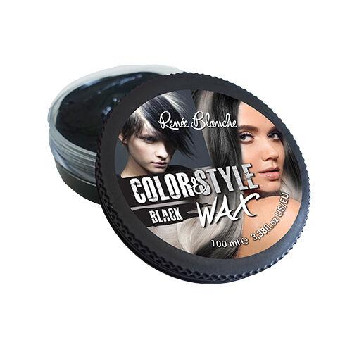 Renée Blanche Color & Style Wax Noir