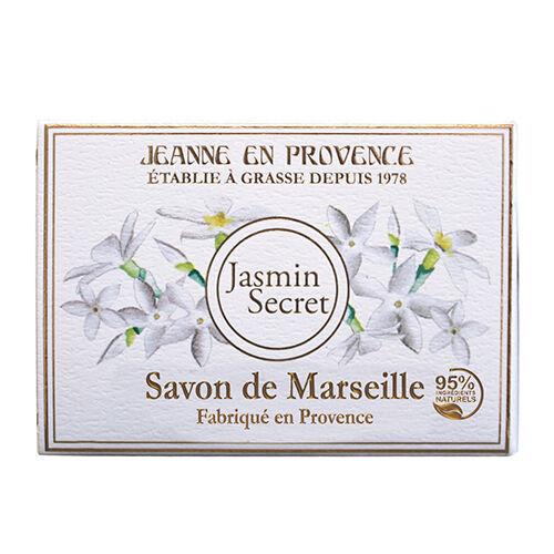 Jeanne en Provence Savon Solide Jasmin Secret