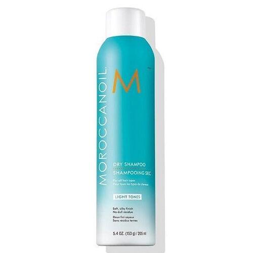 Moroccanoil Shampooing Sec Cheveux Clairs Moroccanoil 205 ml