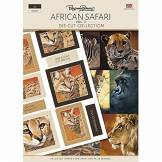, Pollyanna Pickering's African Safari Volume II Toppers and Sentiments Collection
