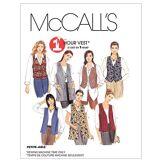 Unbekannt McCalls MC 2260 Med (12 14 Patron de Couture pour Coudre et élégant, Tendance et Originale.-Tendance