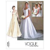 Vogue Patterns v2788Taille 18-20-22Patron de robes pour femme/Robe