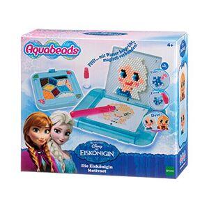 Aquabeads 79748 Motif Set de Perles La Reine des Neiges - Publicité