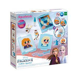 Aquabeads Le Coffret La Reine des Neiges 2 31592 Coffret Loisirs Créatifs - Publicité