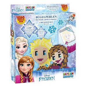 CRAZE - Disney Perles  Repasser, 54353, Bleu - Publicité