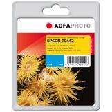 Agfaphoto Agfa Photo APET044CD Cartouche d'Encre Cyan