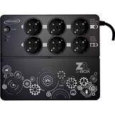 Infosec Onduleur Z3 ZenBox EX 500 VA, 3 prises secourues, 3 prises protégées