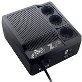 Infosec Onduleur Z1 Zenergy Cube EX 600 VA, 3 prises secourues