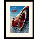 Disney Cars 3 (Beach) 30 x 40 cm Objet Souvenir