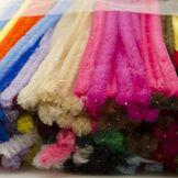Creative Vaessen creative Fils Chenille Multicolore 30 x 0,8 x 0,1 cm