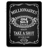 MusicSkins Sticker Millionaires - Jackie D pour iPad (import Royaume Uni)