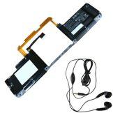 Amsahr HPTP02XL-03 Batterie de Remplacement pour PC Noir